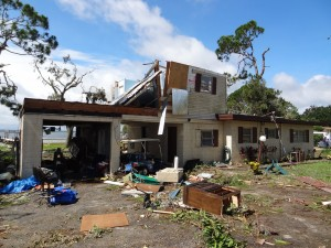 Two-story home suffered DOD 8